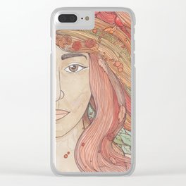 Eve Clear iPhone Case