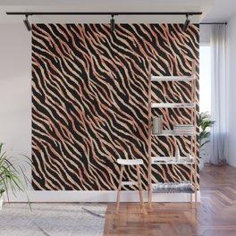 Tiger skin/fur texture Wall Mural
