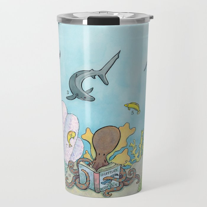 Go Fish! Travel Mug
