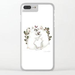 Piggy & Polly Clear iPhone Case