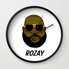 Rozay Wall Clock
