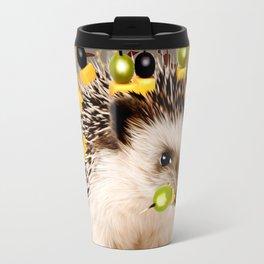 Hedgehog Sticks Travel Mug