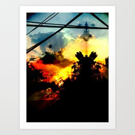 CG2 Art Print