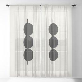 Link Sheer Curtain