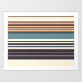 Modern Modem Art Print