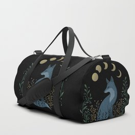 Fox on the Hill Duffle Bag