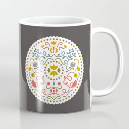 Flower multicolor Coffee Mug