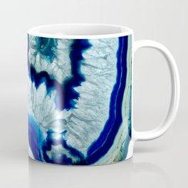 Inkdrop Agate slice Coffee Mug