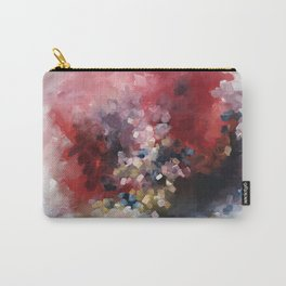 MORE - An abstract acrylic painting, flowing movement. Carry-All Pouch