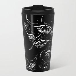 Manta Rays landing Travel Mug