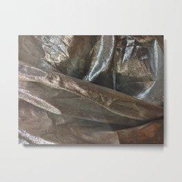silverscape Metal Print