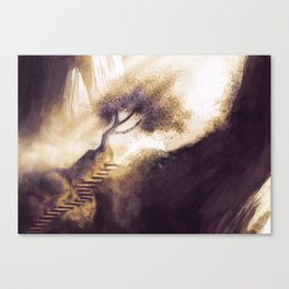 Ray of Light 2 Canvas Print