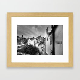 A View from Covet Hill Framed Art Print