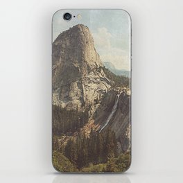 Nevada Falls Yosemite iPhone Skin