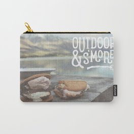 outdoors & S'mores Carry-All Pouch