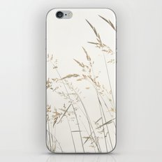 Field Grass iPhone & iPod Skin