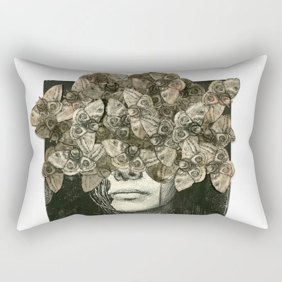 Head Case Rectangular Pillow