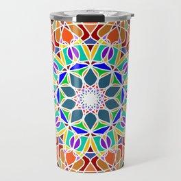 philosophy astrology and spirituality mandala Travel Mug