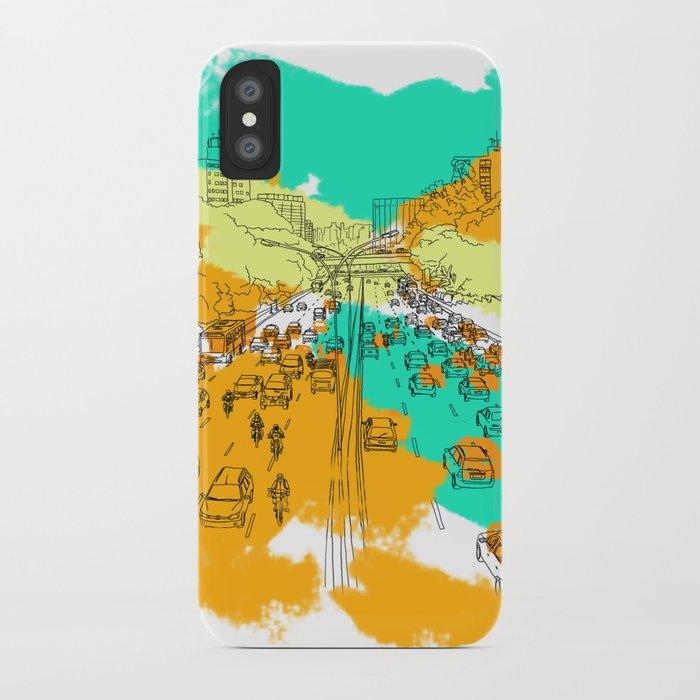 big city iPhone Case