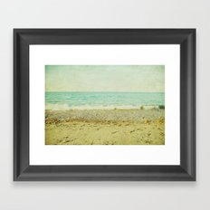 Easy Living Framed Art Print