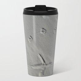 Bird Beach Travel Mug