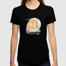 Mama Fox and Kit T-shirt