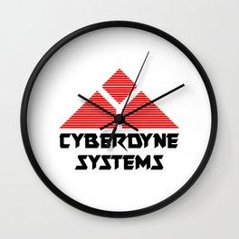TERMINATOR - CYBERDYNE SYSTEMS Wall Clock