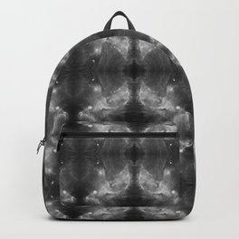 Dark Pattern Backpack