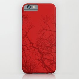 Trees 9 iPhone Case