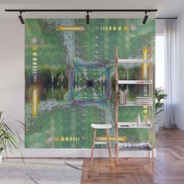 Hyperspace Wall Mural