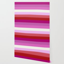 Lesbian Pride Flag Wallpaper