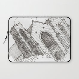 Oa[k]cliff Temple Laptop Sleeve