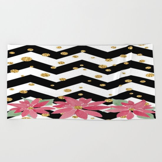 That Holiday Feeling Beach Towel