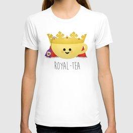 Royal-tea T-shirt