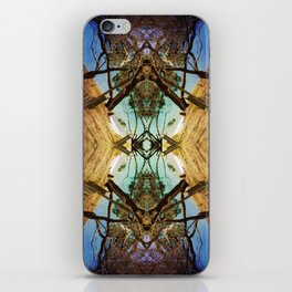The path to paradise iPhone Skin