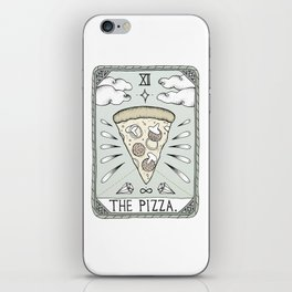 The Pizza iPhone Skin