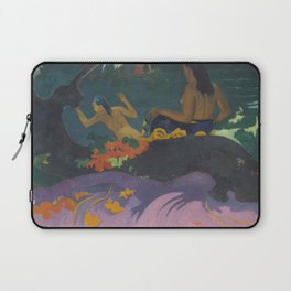 Paul Gauguin - Fatata te Miti (By the Sea) Laptop Sleeve