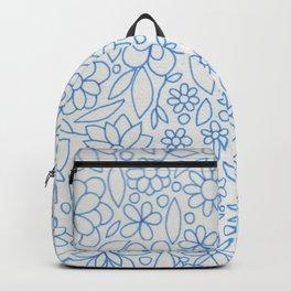 Flower Bonanza Backpack