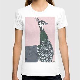 Young Peahen T-shirt