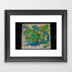 Tedpain Framed Art Print
