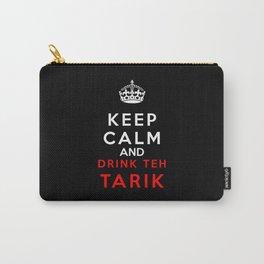 Keep Calm & Drink Teh Tarik Carry-All Pouch