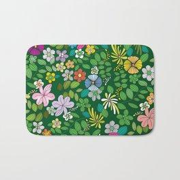 My Flower Design 8 Bath Mat