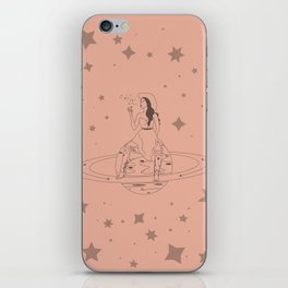 Janet From Another Planet iPhone Skin