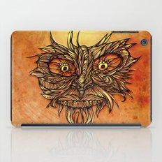 Face Flow Color iPad Case