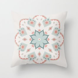 Savasana Throw Pillow