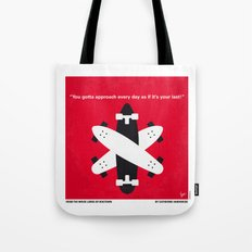 No188 My The Lords Of Dogtown minimal movie poster Tote Bag