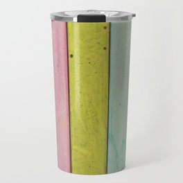 Jewel Tones Travel Mug