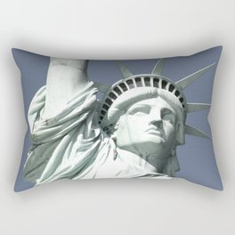 Of Liberty Rectangular Pillow