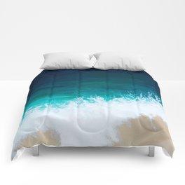 Sea Below Comforters