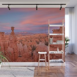BRYCE CANYON SUNSET UTAH NATIONAL PARK LANDSCAPE PHOTOGRAPHY Wall Mural